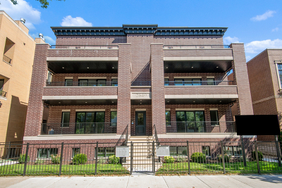 Condo/Townhouse New: 2649 North Racine Avenue #3N