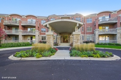 Highland Park Condo/Townhouse For Sale: 940 North Augusta Way #102