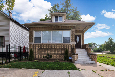 Chicago IL Single Family Home New: $245,000