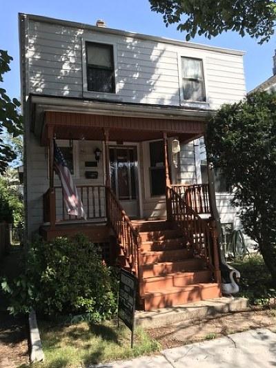 Single Family Home For Sale: 5251 North Damen Avenue