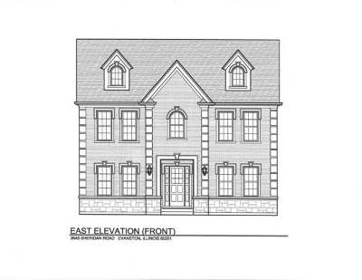 Evanston Single Family Home For Sale: 2648 Sheridan Road