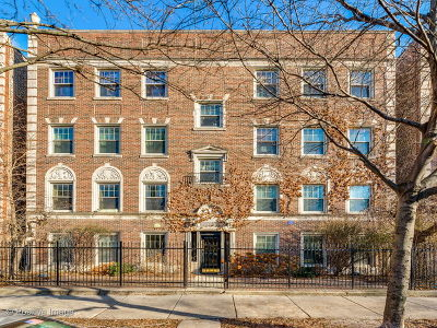 Condo/Townhouse For Sale: 6123 North Hoyne Avenue #2N