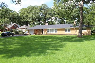 Lemont Single Family Home Pending: 19w680 109th Street