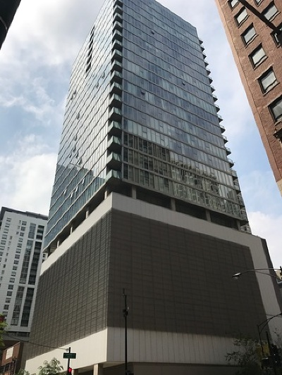 Cook County Condo/Townhouse New: 550 North St Clair Street #1203