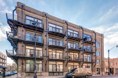 Condo/Townhouse For Sale: 2735 West Armitage Avenue #503