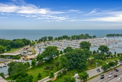 Cook County Condo/Townhouse New: 3500 North Lake Shore Drive #2C