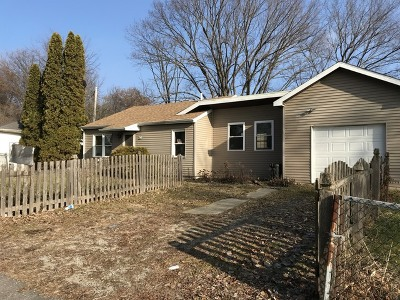 Joliet IL Single Family Home New: $85,000