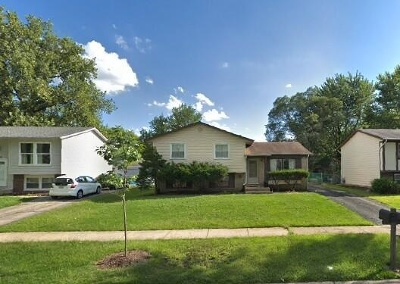 Bolingbrook Single Family Home New: 843 Beech Drive