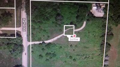 Woodstock Residential Lots & Land For Sale: B Raffel Road