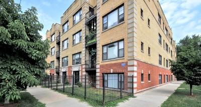 Cook County Condo/Townhouse New: 2704 West Cortland Street #2