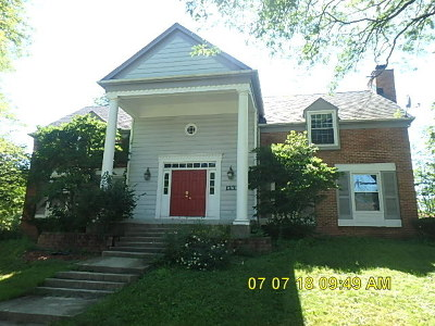 Cook County Single Family Home Contingent: 1333 Douglas Avenue