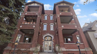 Cook County Condo/Townhouse New: 3827 North Kenmore Avenue #1N