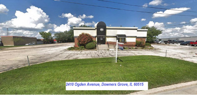 Downers Grove Commercial For Sale: 2410 Ogden Avenue