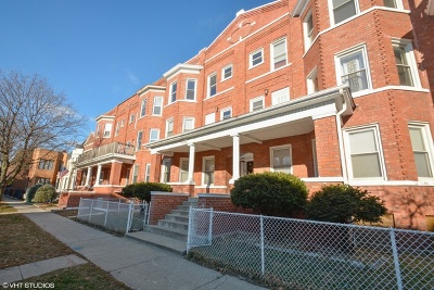 Chicago Multi Family Home New: 702 East 50th Place