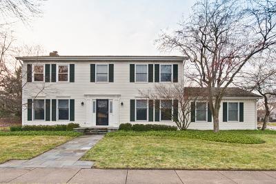 Libertyville Single Family Home New: 1191 Furlong Drive