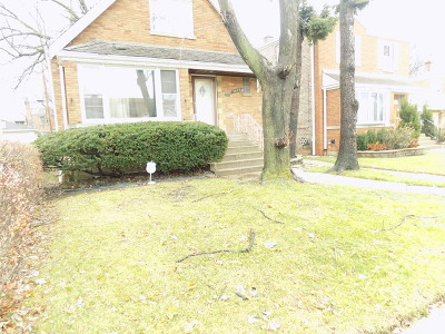 Chicago IL Single Family Home New: $290,000