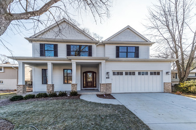 Naperville Single Family Home New: 440 West Gartner Road