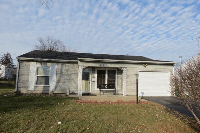Romeoville Single Family Home New: 414 Tallman Avenue