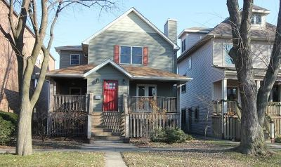 Forest Park Single Family Home For Sale: 106 Rockford Avenue