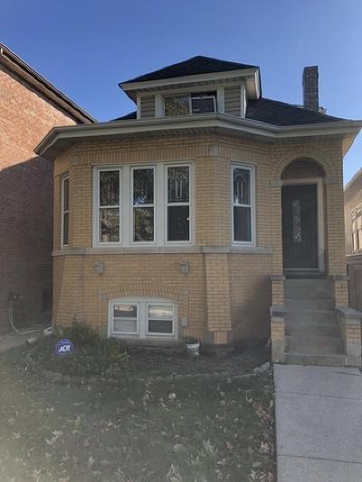 Chicago Multi Family Home New: 4613 North Kedvale Avenue