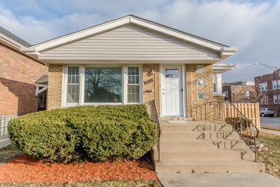 Single Family Home For Sale: 7559 South Paulina Street