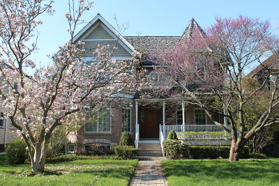 Wilmette Single Family Home For Sale: 338 Greenleaf Avenue
