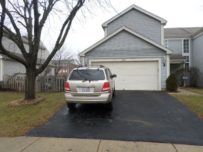 Carol Stream Condo/Townhouse New: 686 Legends Drive