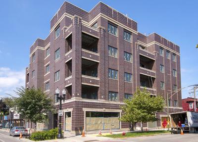 Chicago Condo/Townhouse New: 4802 North Bell Avenue #505