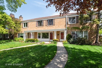 Evanston Condo/Townhouse For Sale: 3027 Central Street