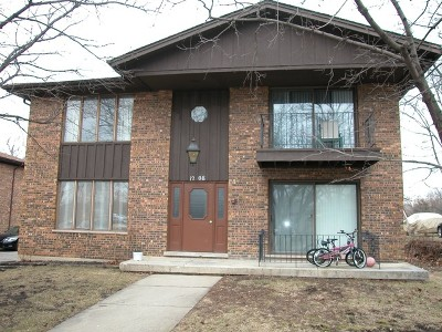 Lisle Multi Family Home For Sale: 1208-10 Burlington Avenue