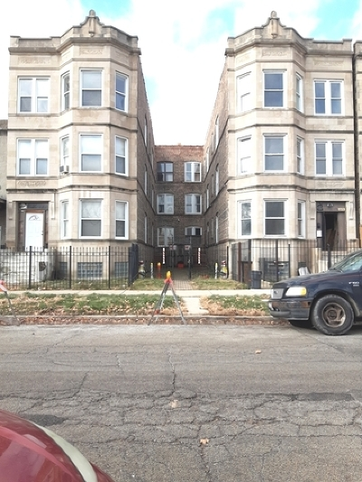 Chicago Multi Family Home New: 1110-12 South Francisco Avenue