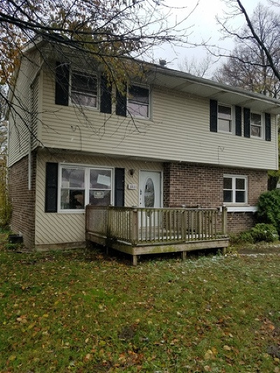 Kankakee Single Family Home For Sale: 640 Eastview Drive