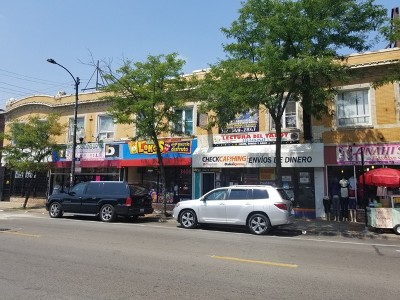 Chicago IL Commercial New: $2,500,000