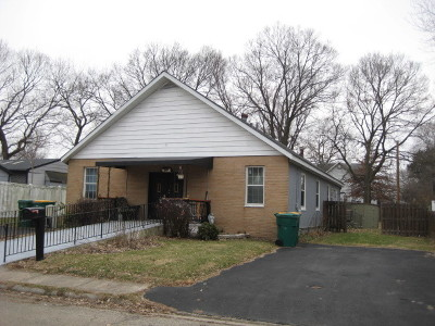 Multi Family Home For Sale: 910 North Joliet Street