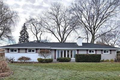 Downers Grove Single Family Home For Sale: 1517 Virginia Street