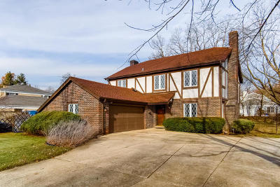 Glen Ellyn Single Family Home New: 22w464 McCarron Road