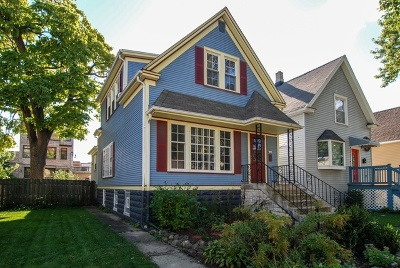 Forest Park Single Family Home For Sale: 7414 Warren Street