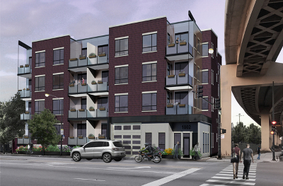 Chicago Condo/Townhouse Contingent: 1802 South State Street #107