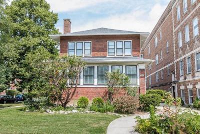 Oak Park Multi Family Home New: 64 Washington Boulevard