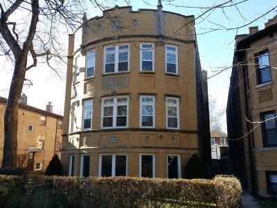 Multi Family Home For Sale: 5010 North Ridgeway Avenue