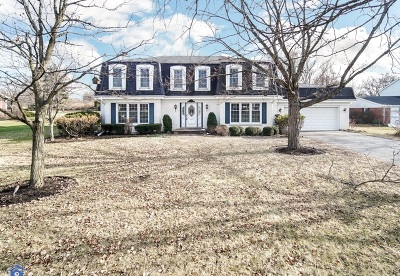 Libertyville Single Family Home For Sale: 29815 North Borde Court