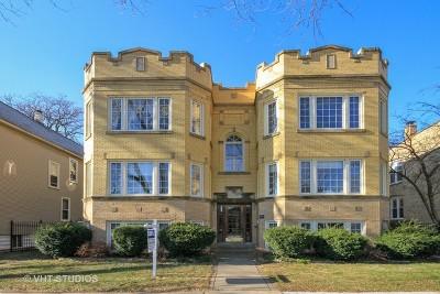 Chicago Condo/Townhouse New: 3834 North Richmond Street #G