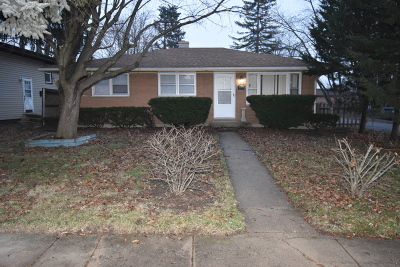 Zion IL Single Family Home New: $119,999