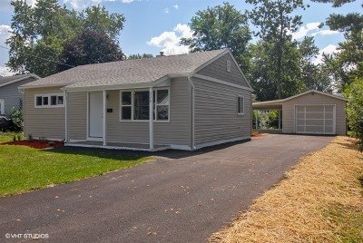 Sandwich IL Single Family Home New: $153,000