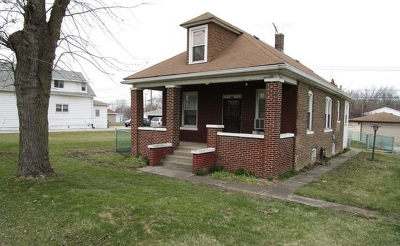 Chicago Heights IL Single Family Home New: $85,000