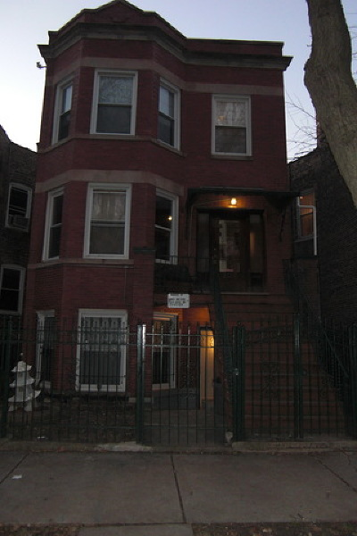 Chicago Multi Family Home New: 2126 North Avers Avenue