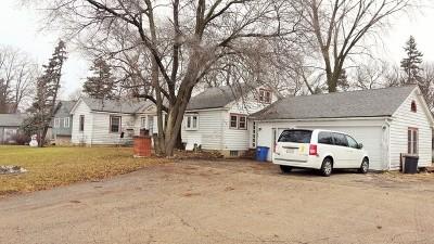 Geneva Single Family Home For Sale: 1n296 Kirk Road
