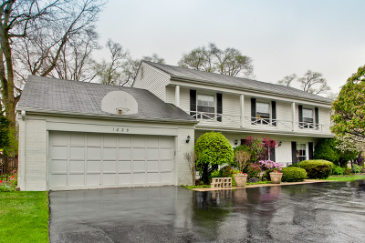 Northbrook Single Family Home New: 1025 Antique Lane