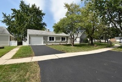 Montgomery Single Family Home New: 18 Denham Drive