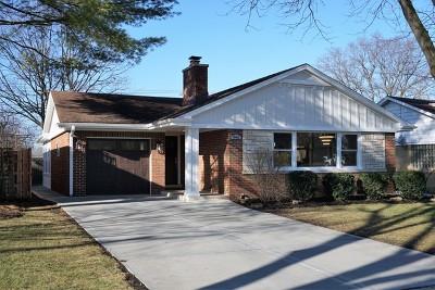 La Grange Single Family Home For Sale: 940 South Stone Avenue